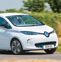 Electric car sales hit record high