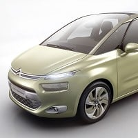 Citroen shows off Technospace MPV