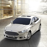 New green Mondeo goes into production