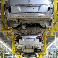 Car figures up despite royal break