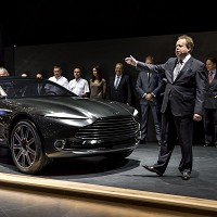 Aston Martin SUV turns over new leaf