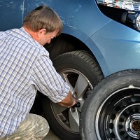 Half-term tyre safety warning issued