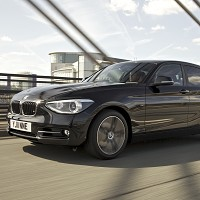 BMW launches three-door 1 Series