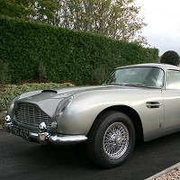 DB5 sale has licence to thrill