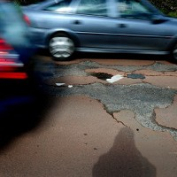 Councillors want fewer potholes