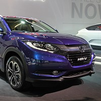 Honda's HR-V makes Geneva debut