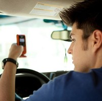 Driving study shows texting dangers