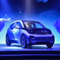 BMW reveal long awaited electric i3