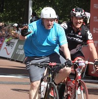 London cyclist tally hits new high