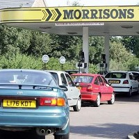 Morrisons cut sparks diesel price war