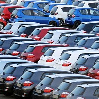 Part-exchange car prices on rise
