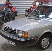 27-year-old Volvo up for auction