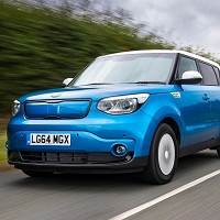 Kia Soul EV scoops family award