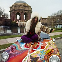 Janis Joplin Porsche up for auction