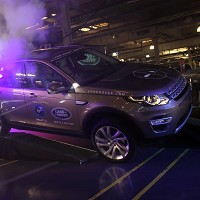 Land Rover completes new Discovery Sport