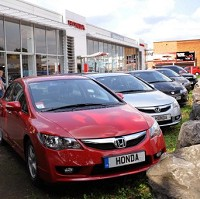 Car market picking up - report