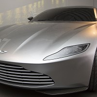 James Bond's DB10 set for auction