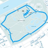 Formula E double header in London