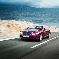 Bentley unveils fastest convertible