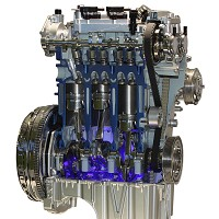Ford scoops top engine award again