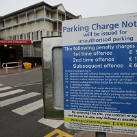 NHS trusts lambasted over parking charges