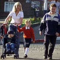 Short school runs costing parents
