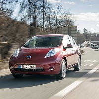 Battery lease option on Nissan Leaf