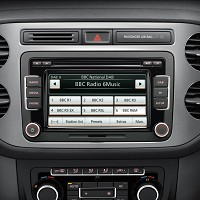 VW plans digital radio as standard