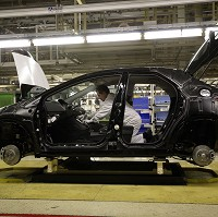 Car production hits six-year high