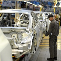 Car production shows 7% increase