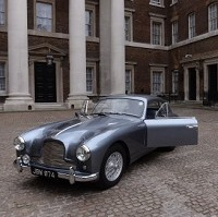 James Bond car's inspiration up for sale