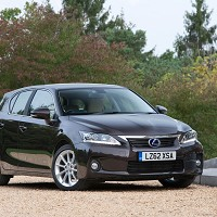New Lexus CT200h Advance launched