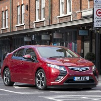 Vauxhall Ampera scoops top award