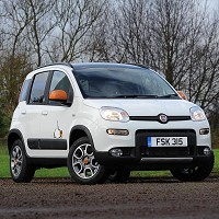 Fiat releases rare Panda in the UK