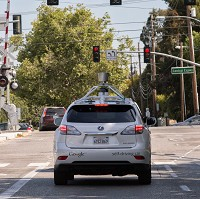 Self driving cars 'on the road by 2020'