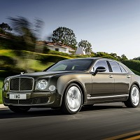 Paris debut for Mulsanne Speed