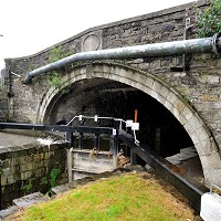 Canal bridge CCTV to nab culprits