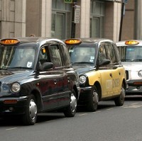 London black cabs 'face end of the road'