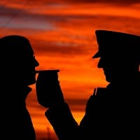 Three-quarters back lower drink-drive limit