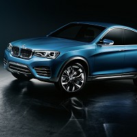 X marks spot of success for BMW