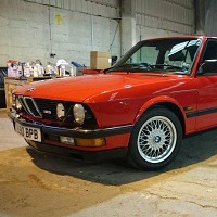 M5 collection to be auctioned off