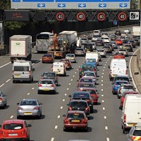 13m drivers set for half-term getaway
