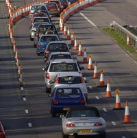 M62 roadworks could cause disruption