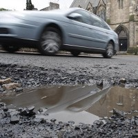 State of local roads tops driver worries