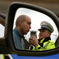 Drink drive limit is unacceptable