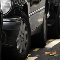 Call for standard parking space size