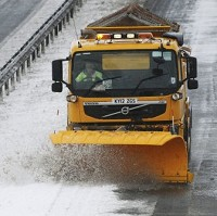 Drivers braced for heavy snowfall