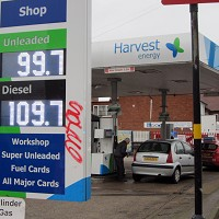 Petrol prices set to fall to six-year low