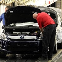 Car production growth at two-year high