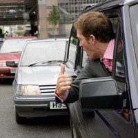 Survey reveals drivers' road rage